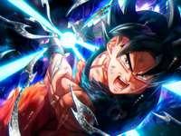 Goku Ultra ösztön