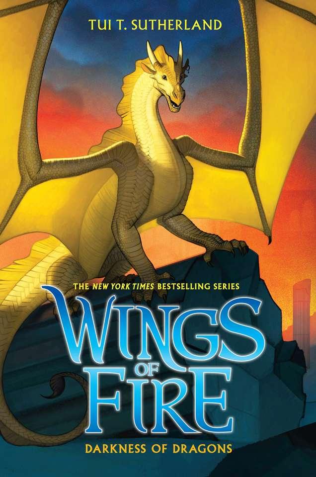 Escuridão de dragões - Um Livro Inglês dos Dragões (7×12)