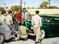 Фордът на Джеси Лопес '41