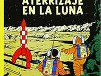 Aterizând pe lună