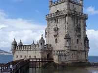 toren van Bethlehem Lissabon