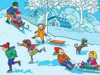 Téli játékok