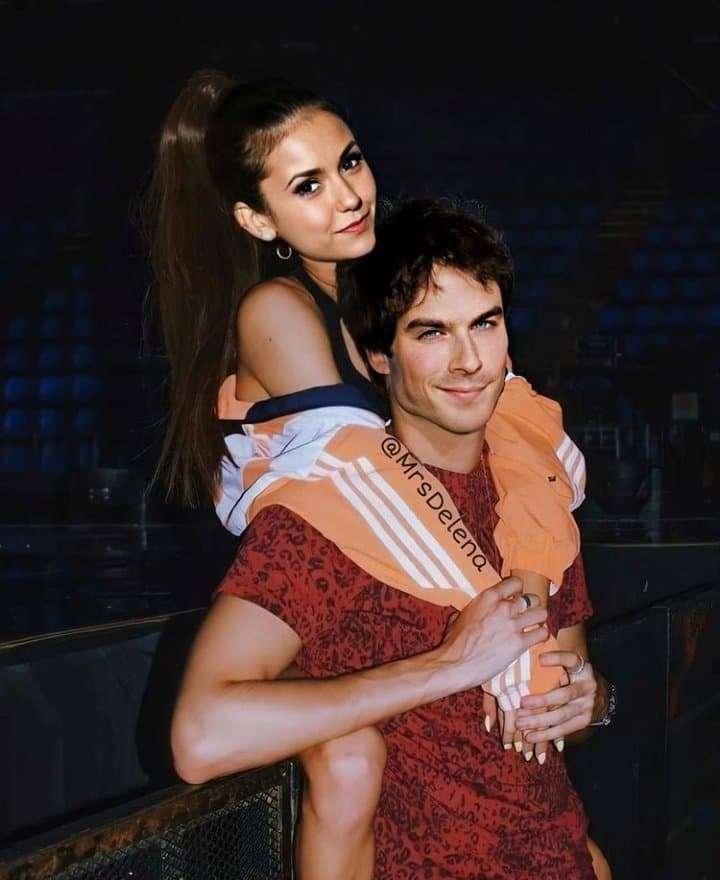 Damon et Elena - Damon et Elena de la série The Vampire Diaries (2×3)