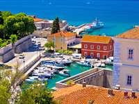 Πόλη του Ζαντάρ στην Κροατία