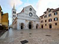 Catedrala Zadar Biserica Sf. Anastasia Croația