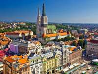 Hlavní město Chorvatska