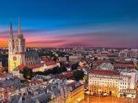 Horvátország fővárosa