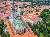 Capitale de la Croatie