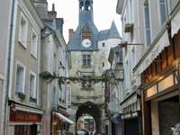 die Straßen von Amboise