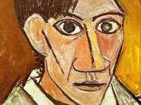 Picasso självporträtt