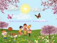 Aboutorabi maestro aprendizaje primavera árboles florecen