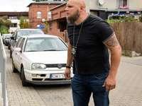 """Marcin """"Beton"""" Dolny"""
