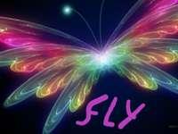 Кристална пеперуда