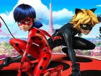 Miraculous Ladybug> w <