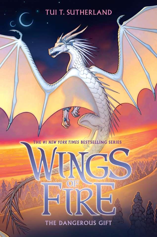 Darul periculos - O carte a unui dragon în engleză (7×12)