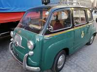 Fiat Multipla Taxi