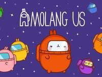Molang Among Us xdd