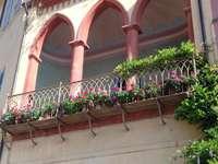 Italiensk fasad