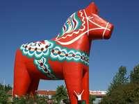 El caballo de Dalarna