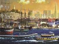 Bucht - San Francisco - USA