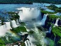cascada en argentina