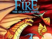 Romanul grafic profeția dragonetului