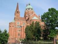 Dakovská katedrála Chorvatsko