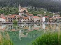 Град Комин в Хърватия