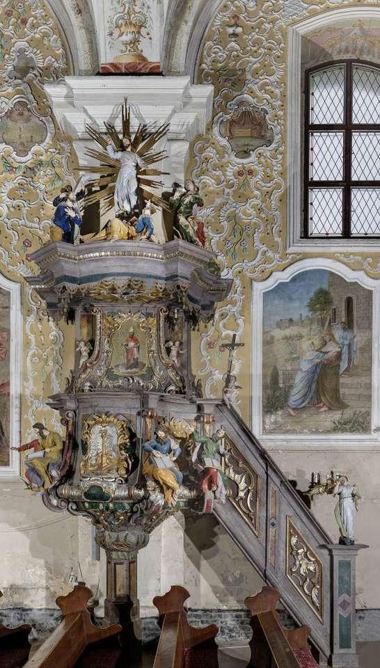 Kościół Kutina w Chorwacji (6×12)