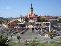 Marija Bistrica pilgrimsfärd Kroatien