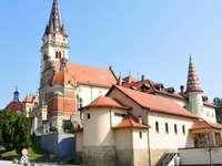 Marija Bistrica luogo di pellegrinaggio Croazia