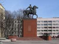 Pomnik Józefa Piłsudskiego w Katowicach