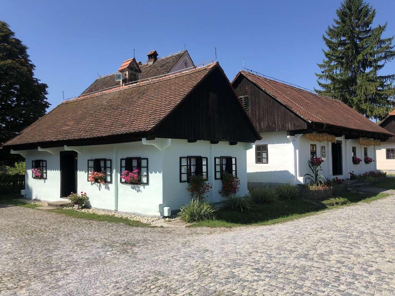 Medimurje Красиви къщи Хърватия (14×11)