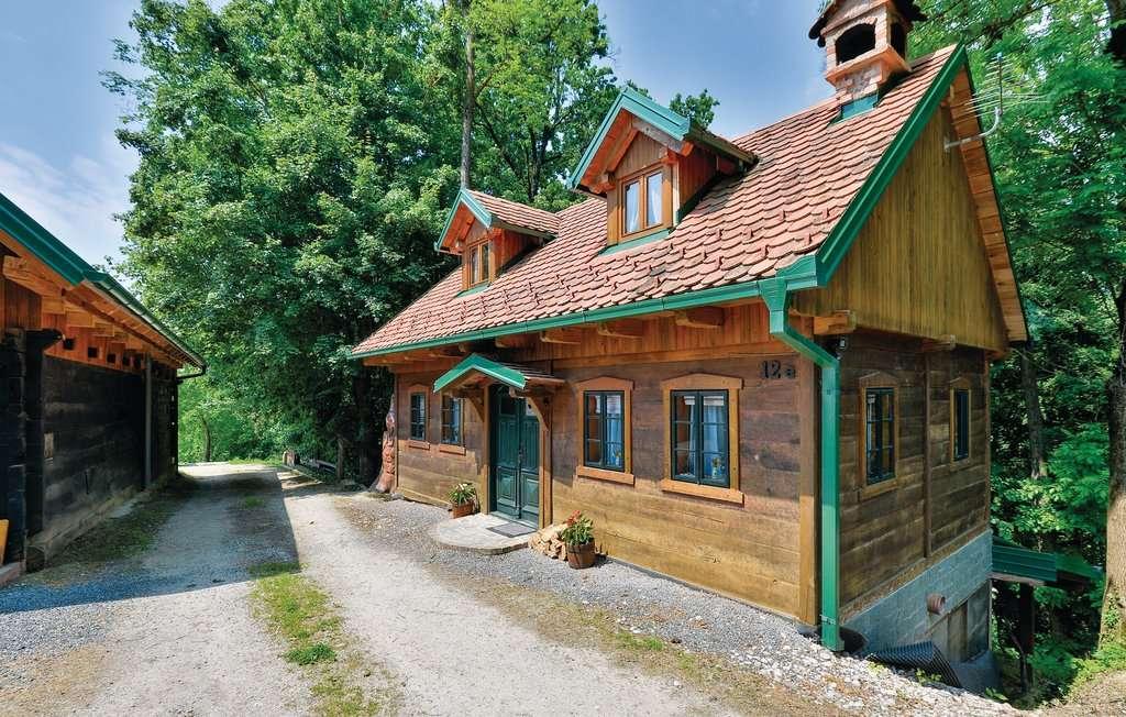 Medimurje дървена къща Хърватия (17×11)