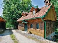 Medimurje Holzhaus Kroatien