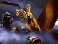 Godzilla en Ghidorah