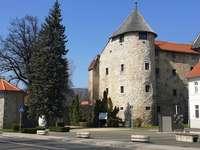 Ogulin város Horvátországban