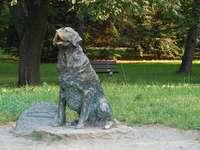 Happy Dog Monument