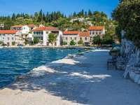 Rogotin Stadt Kroatien