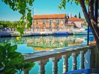 Πόλη Rogotin στην Κροατία
