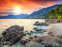 Παράκτιο τοπίο της Κροατίας