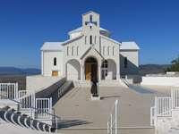 Igreja Udbina da Croácia