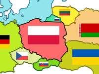 Vecinii Poloniei