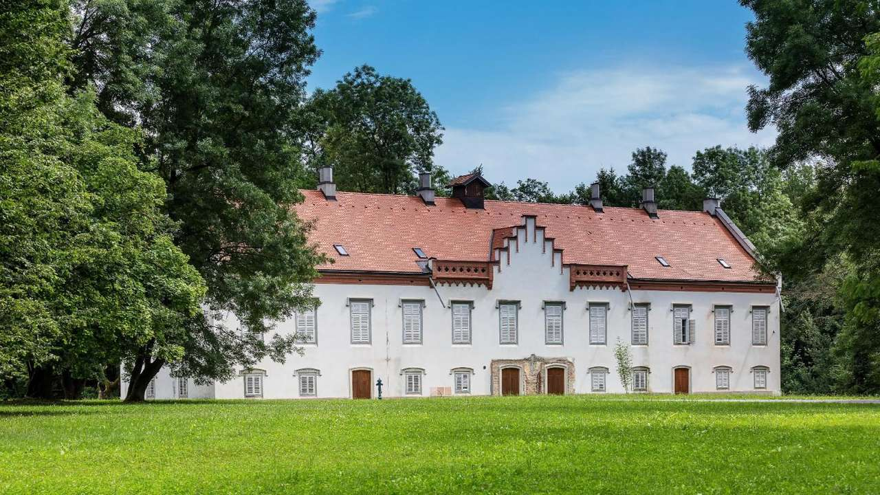 Zapesic Historical House Chorwacja puzzle