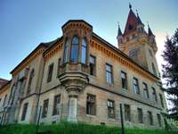Festetic Castle Pribislavec Chorwacja