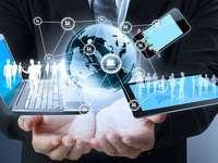 Az információ és a kommunikáció technológiája