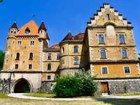 Zamek Marusevec Chorwacja