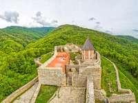 Замъкът Медведград Хърватия