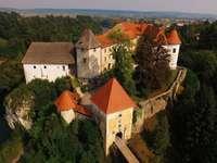 Κάστρο Ozalj Κροατία
