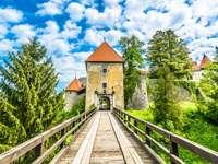 Ozalj Castle Chorvatsko